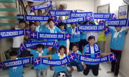 Belenenses solidário no Vietname