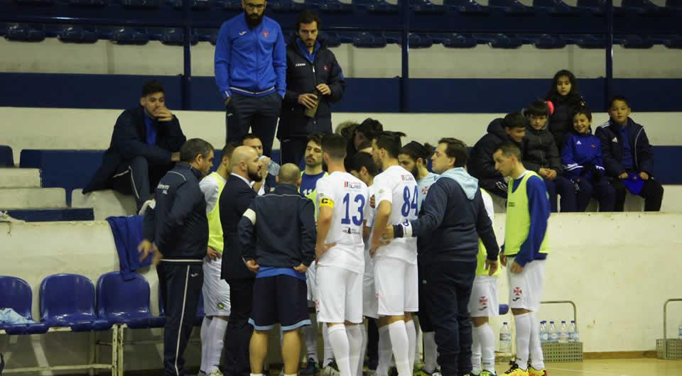Azuis regressam ao 4º lugar da Liga SportZone