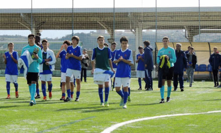 Sub-15 na final da IV Major Rosa Bastos Cup