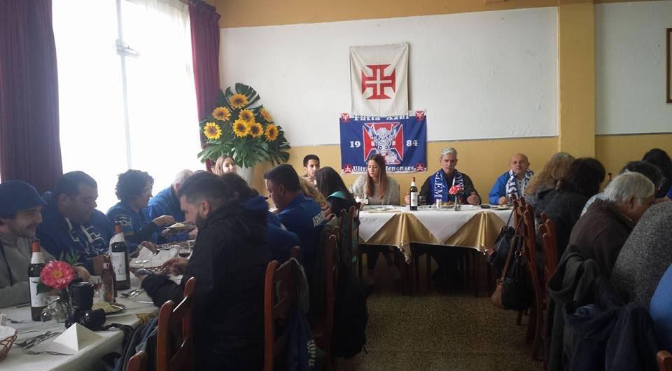 Adeptos da Madeira reúnem-se ao almoço