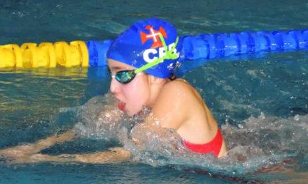 Rebeca Antunes triunfa no Regional de Clubes de Cadetes
