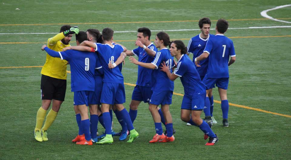 Sub-19 vencem em Guimarães e assumem o 2º lugar