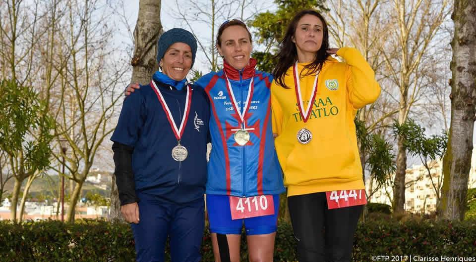 Ana Filipa Oliveira triunfa no Duatlo de Torres Vedras