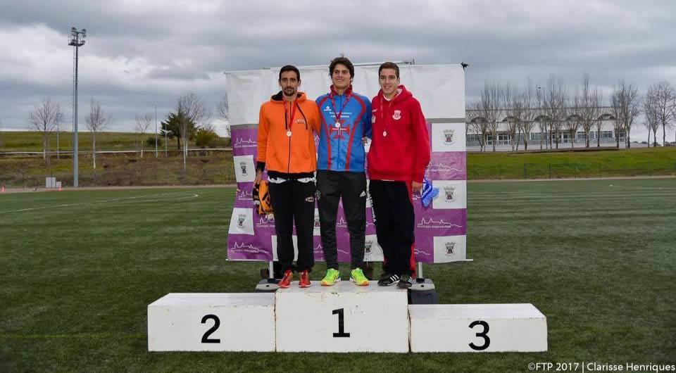 Hugo Pereira chega ao bronze no Nacional de Duatlo