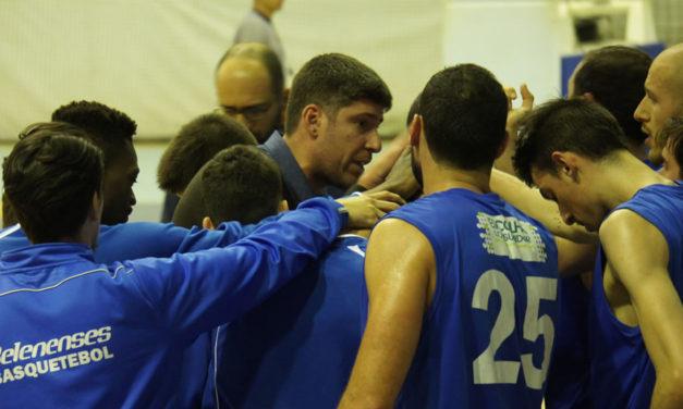 Sérgio Ramos mantém-se no comando técnico do basquetebol