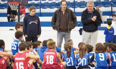 Grande festa do minibasquete no 1º Torneio San Payo Araújo