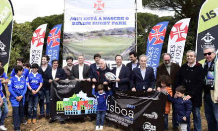 Está lançado o Belém Rugby Park