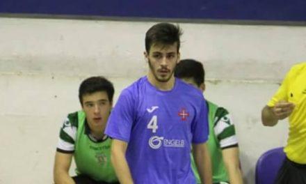 Bernardo Almeida na Selecção Nacional Sub-19