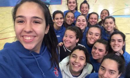 A semana do Voleibol: seniores abrem o Play-off com vitória em casa