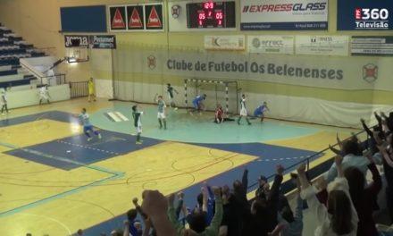 Vitória sofrida segura o 3º lugar da Liga SportZone