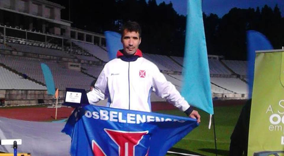 Belenenses é Campeão Nacional dos 10.000m Masters
