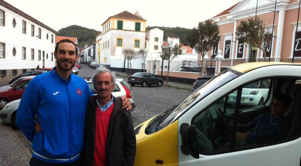 Sport Clube Marítimo no apoio ao Belenenses