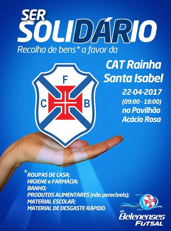 Belenenses Solidário   Futsal