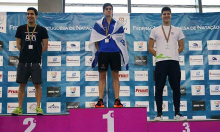 Francisco Quintas conquista o Ouro em Coimbra