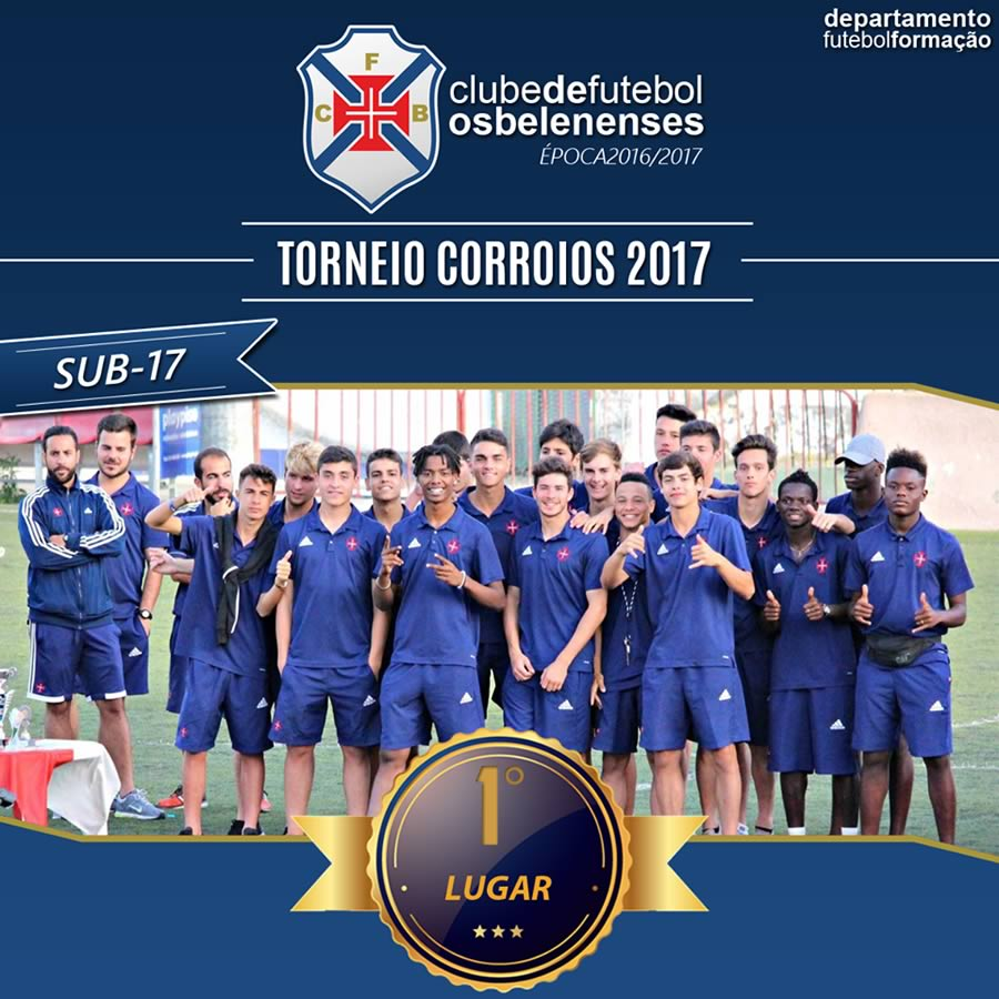 Sub-17   Torneio de Corroios