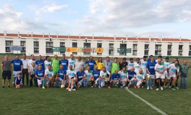 Convívio em Évora com vitória azul