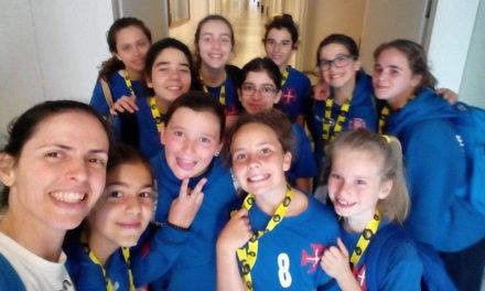 Onda Azul no Eurobol e 4 convocadas para a Selecção Nacional
