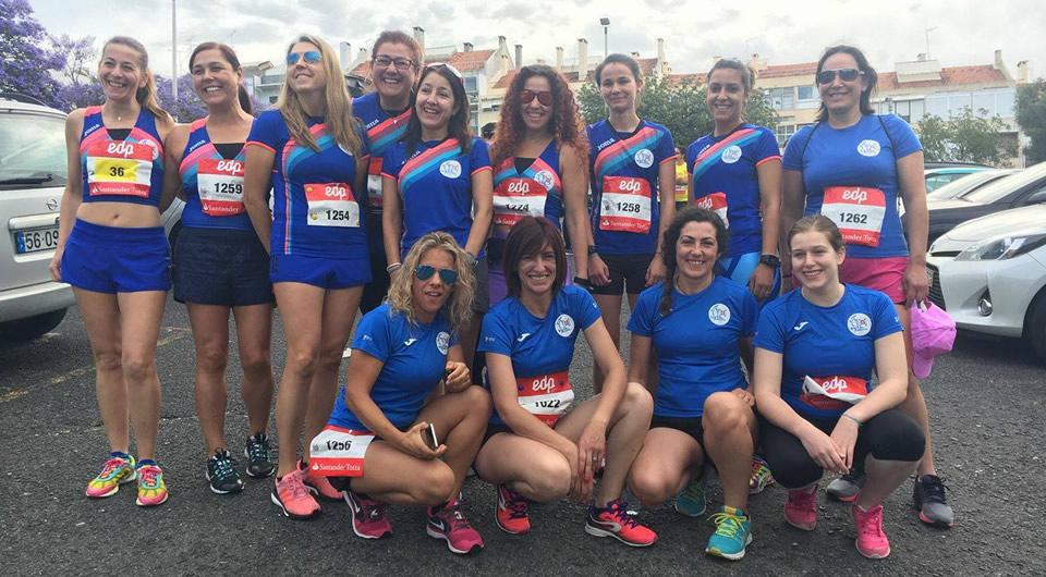 Domingo cheio para as Belém Runners
