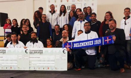 Belém Runners somam triunfos na Golegã