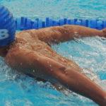 Natação com piscinas encerradas e incidência na componente física