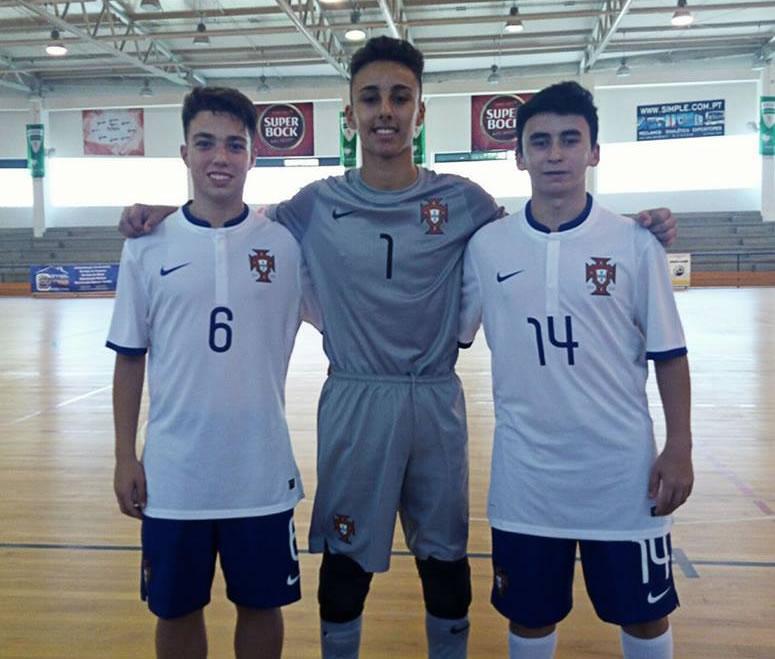 Futsal | Selecção Nacional Sub-17