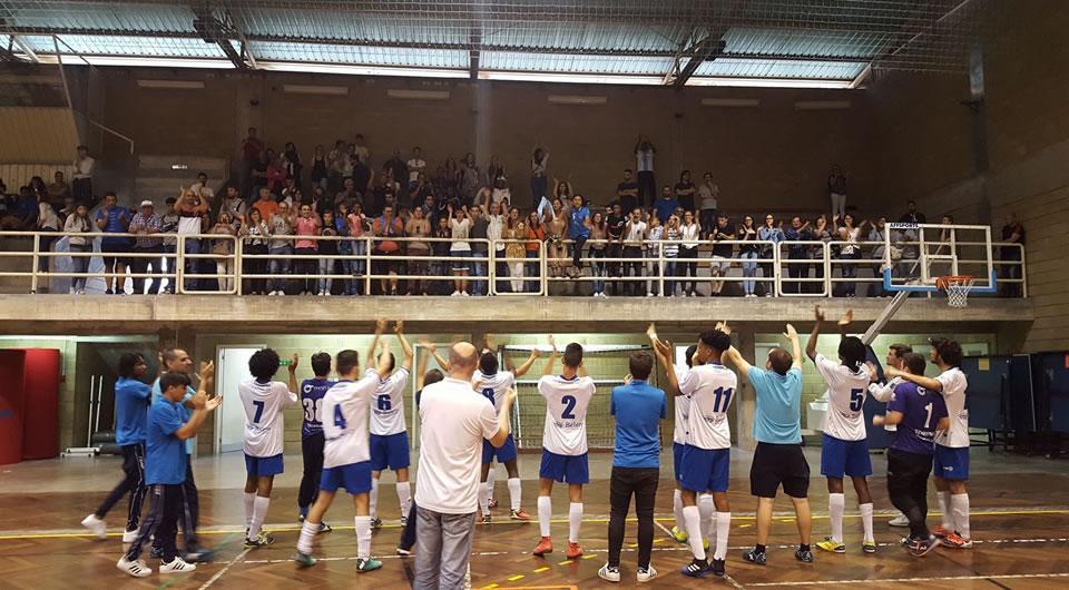 Sub-20 na final do Campeonato Nacional