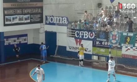 Pontapé de saída em Gaia no Playoff da Liga SportZone