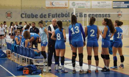 CFB na final do Campeonato da I Divisão de Voleibol