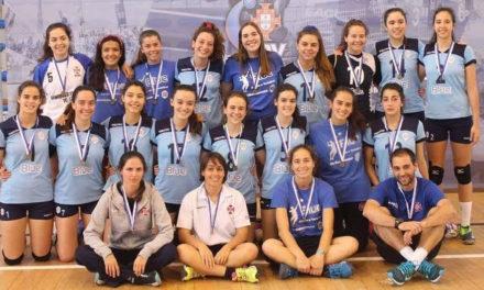 Seniores com início difícil no Play-off do Título da I Divisão, Juniores encerram Final-8