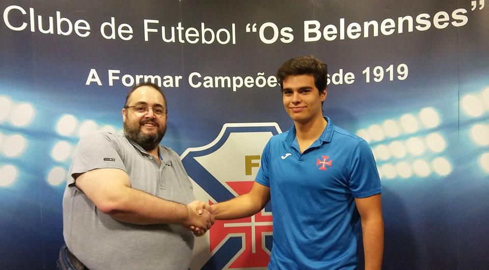 João Ferreira é reforço no Andebol