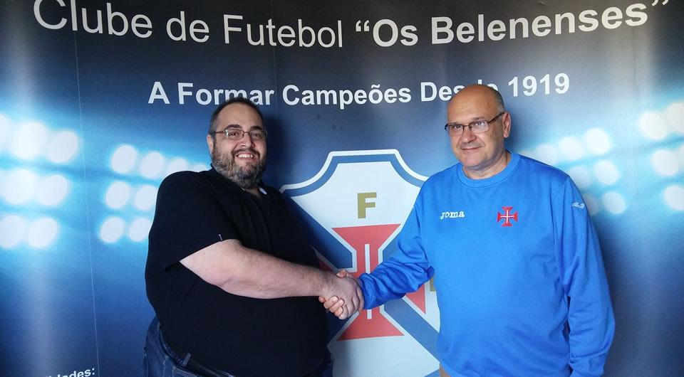 João Florêncio continua no comando técnico