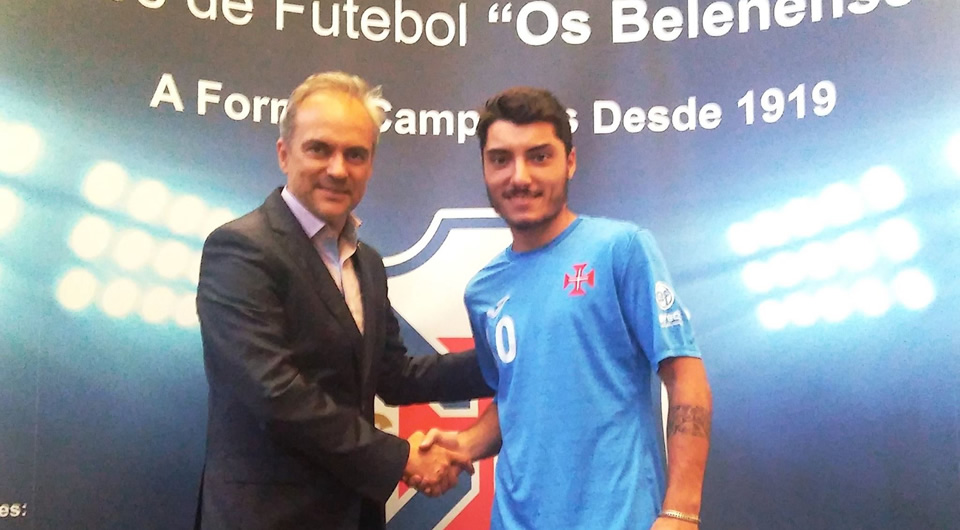 João Marques renova para 2017/18