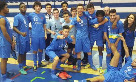 Sub-20 de futsal são Vice-Campeões Nacionais