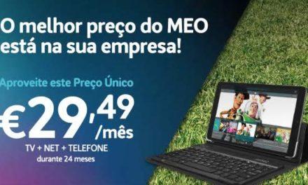 BlueBox: o MEO oferece-lhe um Tablet