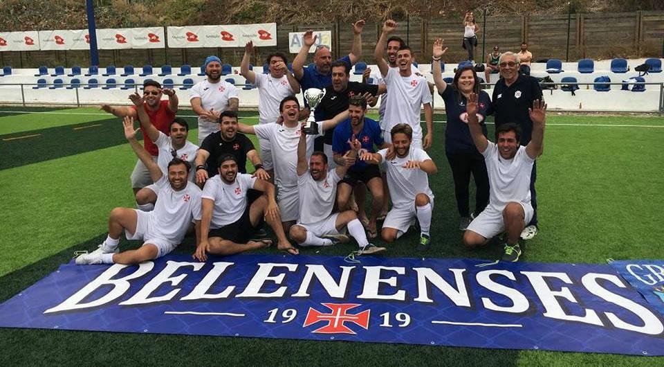 Grupo da Grade venceu III Taça Capitão José António