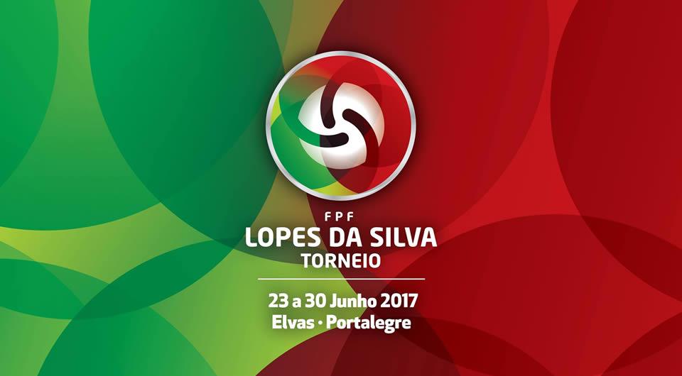 Tomás ferreira e Gustavo Rodrigues no Torneio Lopes da Silva
