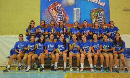E o Voleibol do Belenenses sempre em actividade