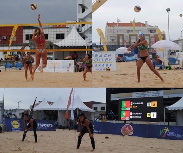 Voleibol de Praia 2017