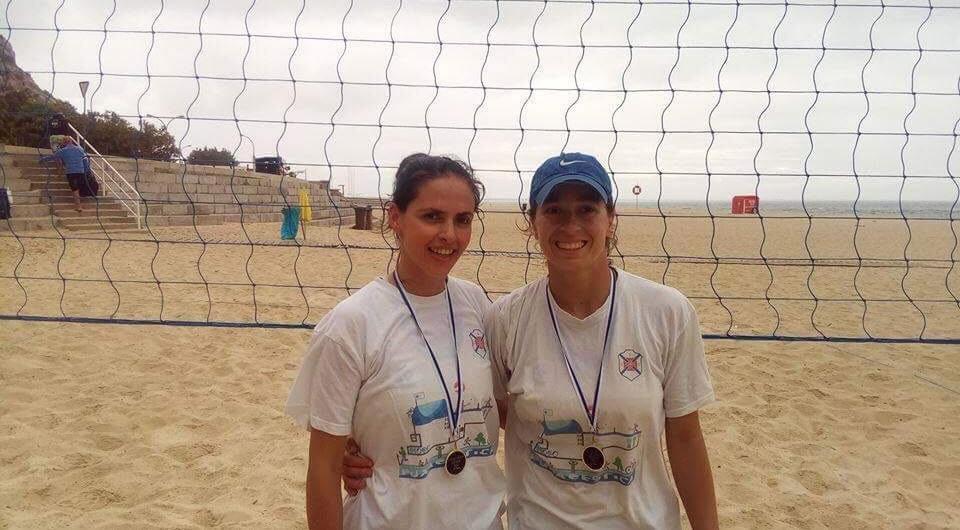 Recta final na competição indoor… vem aí o Voleibol de Praia