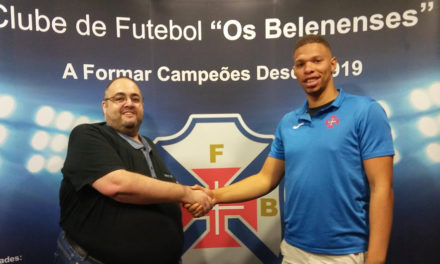 Andebol: Marcos Araújo é reforço para 2017/18