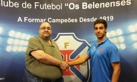 Rúben Gomes é reforço no Andebol