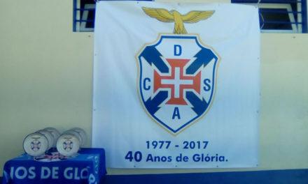 CD Santo António festeja 40 Anos de vida