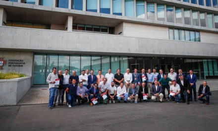 FPF: Belenenses com quatro diplomados