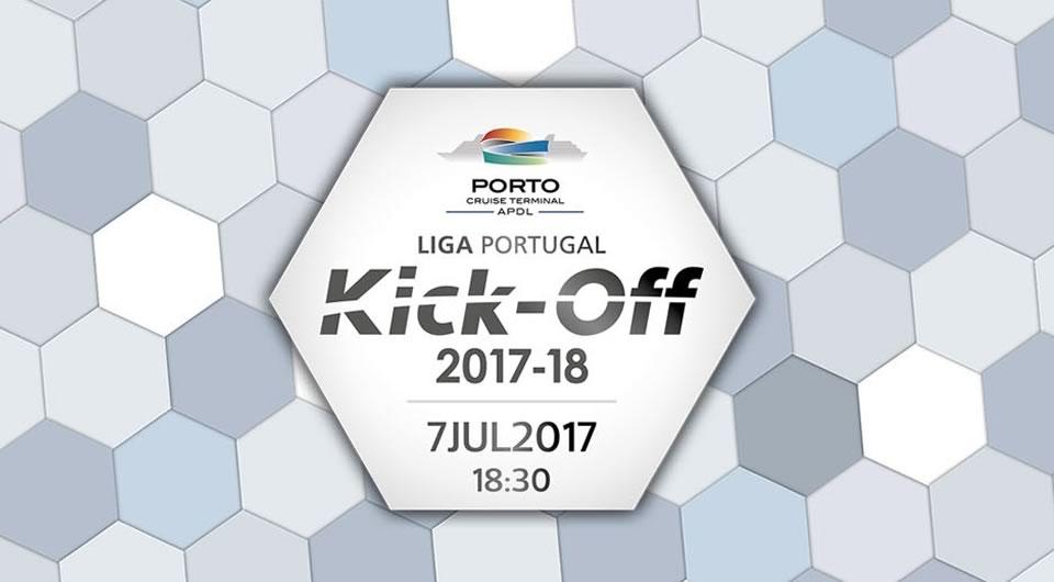 Arranca amanhã a edição 2017/18 da Liga NOS