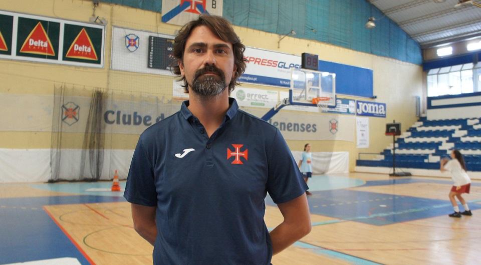 Nuno Guimarães é novo treinador dos Sub-18