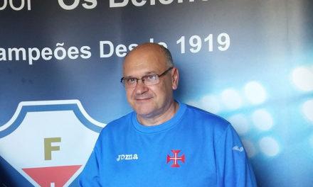 João Florêncio renova com o Belenenses e mantém-se no comando técnico do andebol