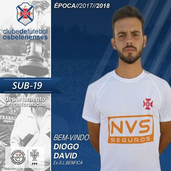 Sub-19 | Diogo David