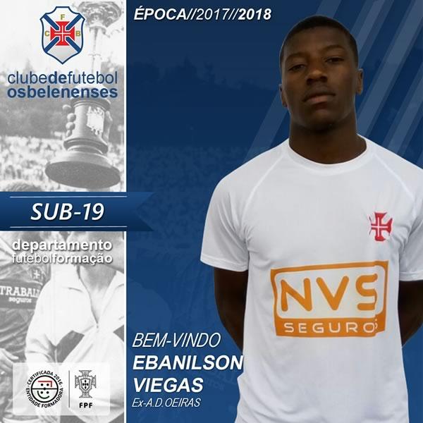 Sub19 | Ebanilson Viegas