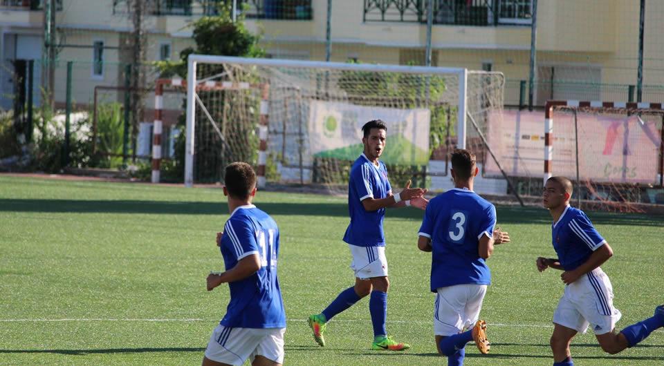 Sub-19 empatam a um na visita ao Estoril