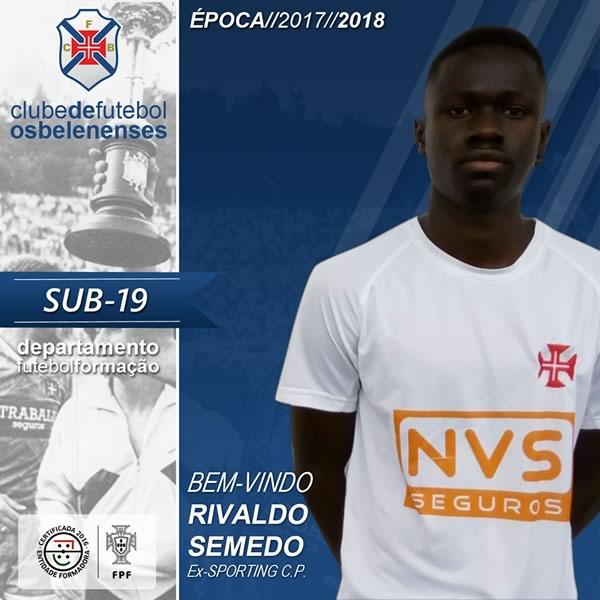 Sub19 | Rivaldo Semedo